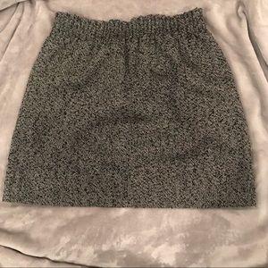 J. Crew Tweed Sidewalk Skirt
